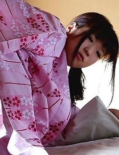 Uri Hot Summer Kimono Release and Tease