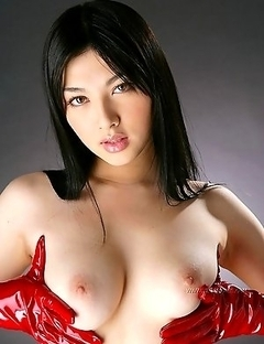 Saori Hara will come back to you in your erotic dreams