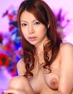 Naughty Rino Asuka strips for cam