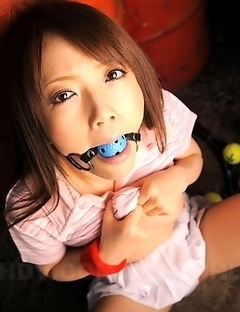 Many sex toys for hot Nazuna Otoi
